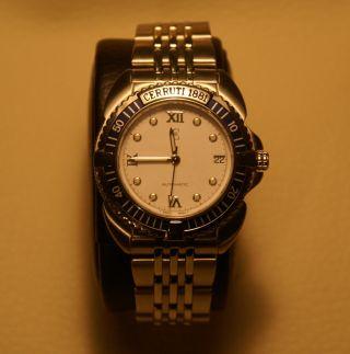Cerruti 1881 Automatik Uhr - Automatic Watch Sapphire Crystal - Eta 2824 - 2 Bild