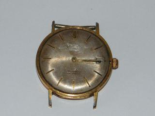 Anker Autorotor Automatic Vintage Wrist Watch,  Repair,  Kaliber Puw 1361 Bild