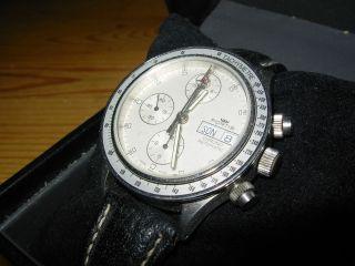 Fortis Stratoliner Cosmonauts Chronograph Mercedes Benz Lemania 5100 Look Bild