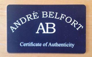 André Belfort Aphrodite Gold - Ab6010 - Damen - Automatik - Uhr - Klasisch - Elegant Bild