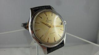 Vintage Armbanduhr Alpina President Cal.  571 – Ca.  1950 Bild