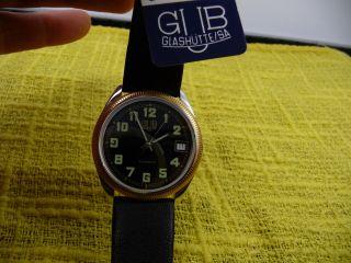 Gub Automatik Armbanduhr Absolut Und Ungetragen.  Nos Bild
