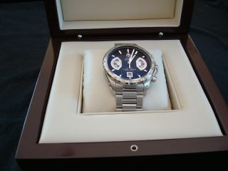 Tag Heuer Grand Carrera Calibre 17 Bild