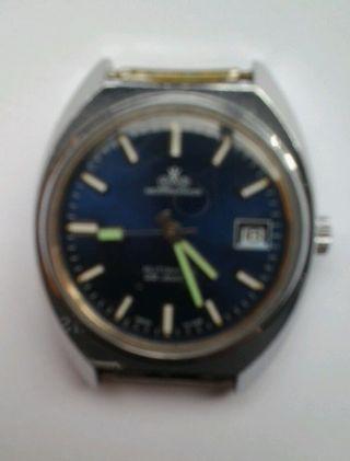 Alte Meister - Anker Automatic Armbanduhr,  22 Jewels - 70/80er Jahre Bild