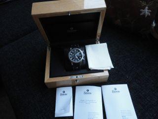 Tutima Grand Classic Chronograph F2 Stahl Automatik 43 Mm Uvp 2.  310 Bild