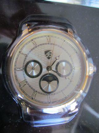 Armbanduhr,  Automatikuhr,  Auriol,  Nagelneu, Bild