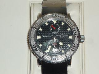 Ulysse Nardin Marine Diver Automatik Chronometer 263 - 55,  300m Wasserdicht Bild