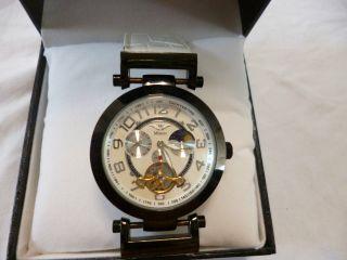 Wunderschöne Minoir Niort Automatik Herrenuhr,  Aus Meine Uhren Sammlung Bild