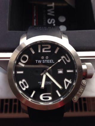 Tw - Steel Bild