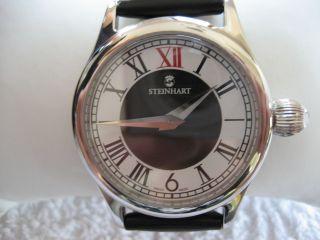 Steinhart Armbanduhr Herren - Klassisch - - Ungetragen Bild