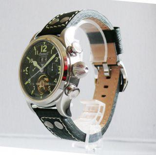 Ingersoll Bison Automatic Mehrzeigeruhr (es90 - 369) Bild