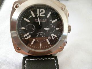 Nautec No Limit Automatik Herrenuhr,  Aus Meiner Uhren Sammlung Bild