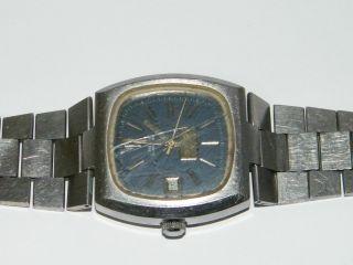 Herzfeld,  ?,  Automatic Vintage Wrist Watch,  Montre,  Saat Repair Bild