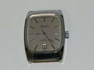 Primato Duromat Automatic Vintage Wrist Watch,  Repair,  Cal.  Int 7522/2 Bild