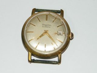 Dugena Automatic Vintage Wrist Watch,  Repair,  Cal.  F 792 - Dugena 1004 Bild