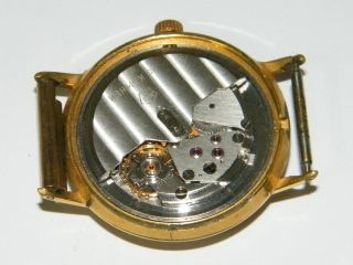 Poljot De Luxe Automatic Vintage Wrist Watch,  Repair,  Kaliber 29 Jewels Bild