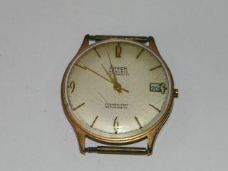 Anker Automatic Vintage Wrist Watch,  Repair,  Kaliber 25 Rubis Bild