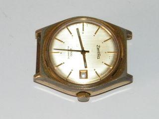 Zentra 2000 Automatic,  Automatik Hau,  Vintage Wrist Watch,  Repair,  Montre Orologio Bild