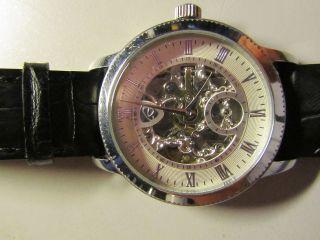 Auriol Automatik Armbanduhr In Geschenkbox,  Herren Uhr Bild
