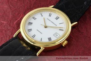 Girard Perregaux 18k (0,  750) Gelb Gold Herrenuhr Automatik Cal 220 Vp: 12800,  - Bild