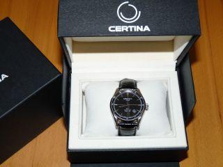 Certina Ds1 Armbanduhr Für Herren (c006.  407.  16.  051.  00) Zeitloser Klassiker Bild