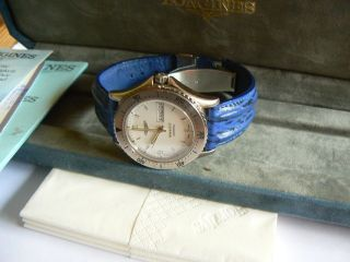 Longines Admiral 5 Sterne Automatic Bild