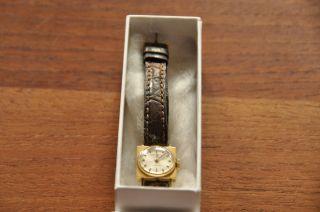 Jaeger Lecoultre Armbanduhr Voguematic (mit Serviceheft) Bild