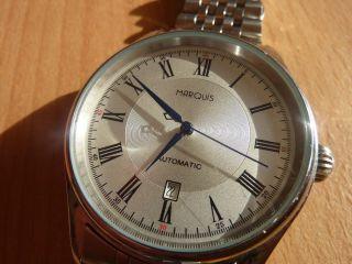 Maquis Automatic Limited Edition Magnus - 0539 Geschraubte Krone Bild