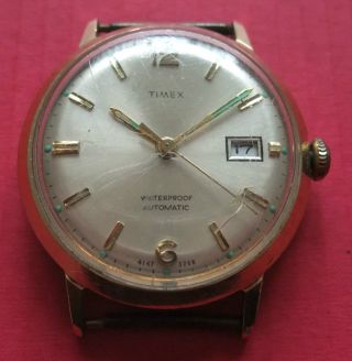 Armbanduhr Herren Timex Bild