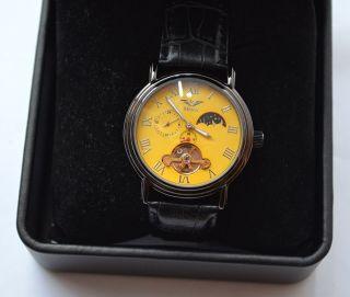 Minoir Herren Armbanduhr Modell