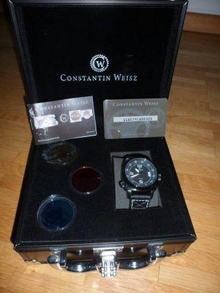 Constantin Weisz Automatik Uhr Im Koffer Bild