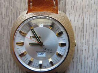 Enicar Sherpa Star Automatic Uhr Bild