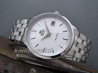 Orient Symphony Uhr Automatik Herrenuhr Mit Datumsanzeige Fer2700aw0,  Fer27009b0 Bild