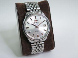 Orient Automatic Armbanduhr 0n01067 Bild
