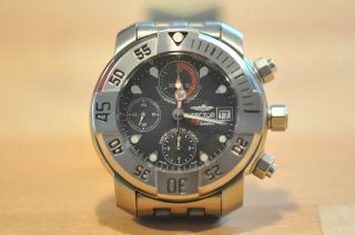 Sector No Limits Diving Team 1000 Titan Automatik Chronograph Bild