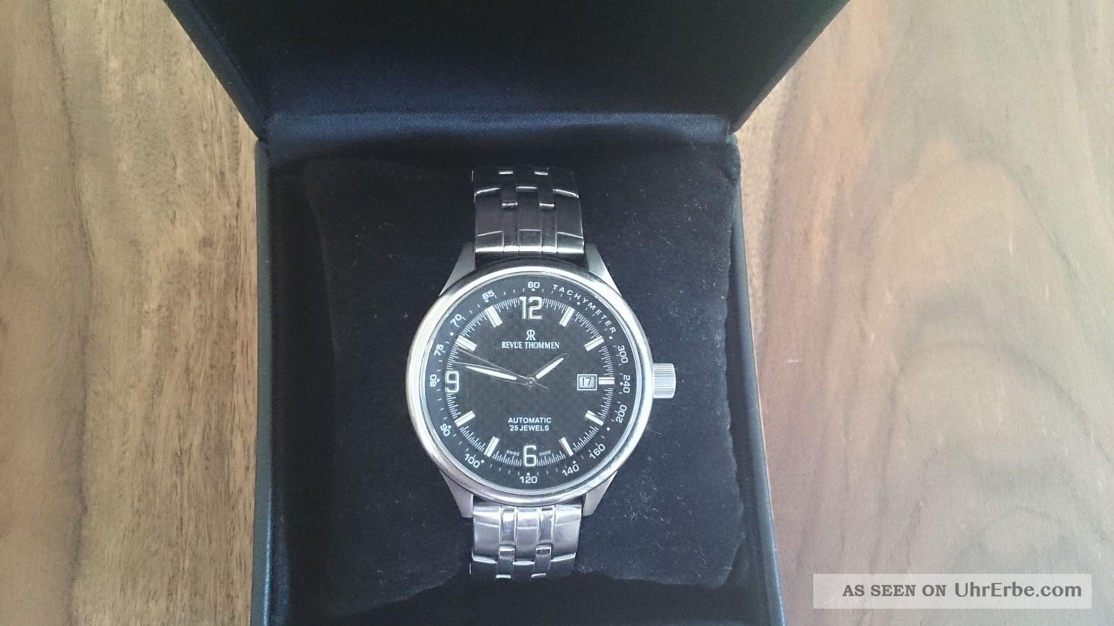Revue Thommen Pilot Professional - Uvp 850€ Armbanduhren Bild