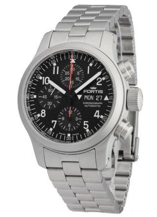 Fortis B - 42 Pilot Professional Automatik Chronograph 635.  10.  11 M Bild