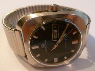 Favre - Leuba Vintage Herren Armbanduhr Automatic,  Duomatic Bild