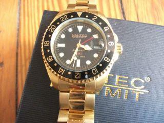 Herren Uhr Nautec No Limit Bild