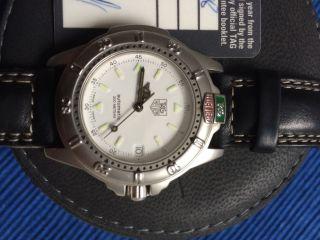Tag Heuer Automatik Chronograph S 4000 Bild