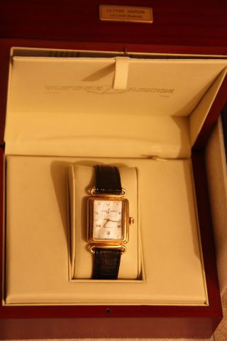 Ulysse Nardin Michelangelo Chronometer 750 Gold Bild