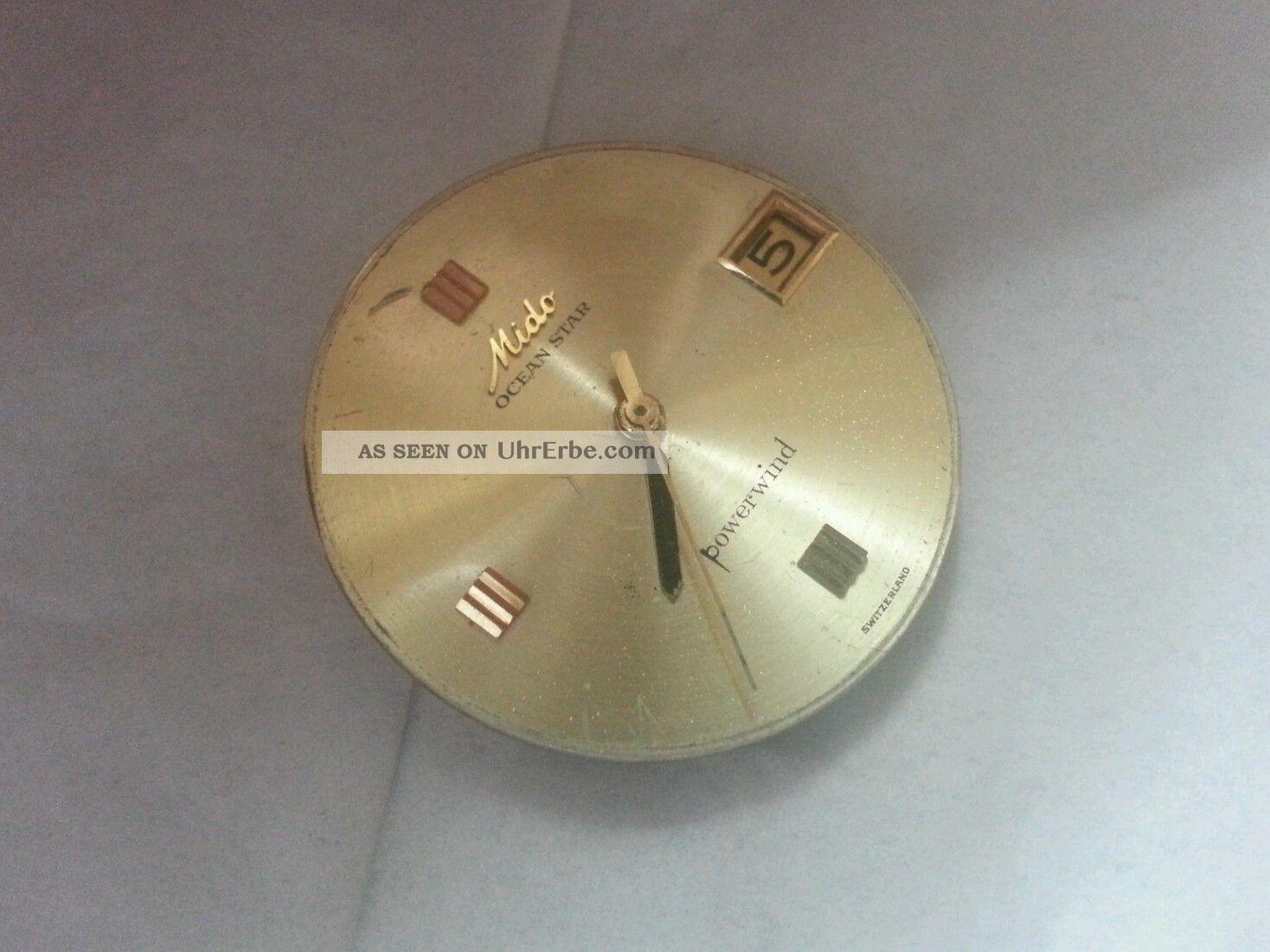 Mido Uhrwerk Für Herren Armbanduhren Bild