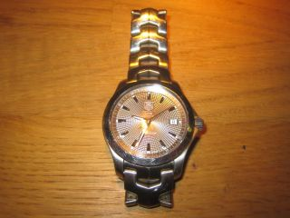 Tag Heuer Link Automatic,  Tiger Woods Limited Edition 680/5500 Bild