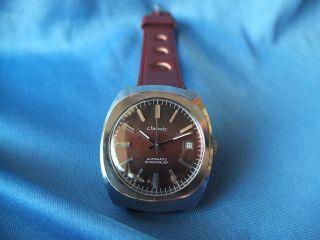 1970er Herrenuhr Classic Automatic / Fe 4611 Bild