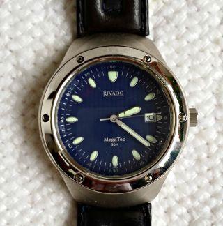 Armbanduhr Herren Rivado Automatik Bild