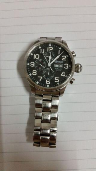 Ingersoll Automatik Uhr Bild