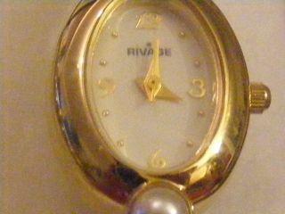 Vergoldet Spangenunhr Und Spangen - Armband Bild