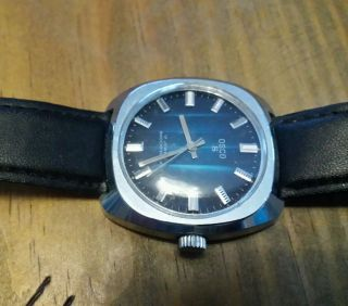 Armbanduhr Osco Bild
