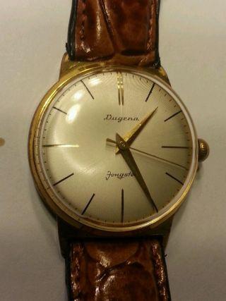 Vintage Dugena Jongster Kaliber 1150 Bild