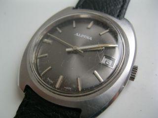 Herren Armbanduhr Alpina Bild